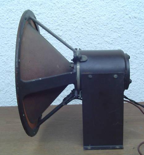 Jensen 10 inch speaker