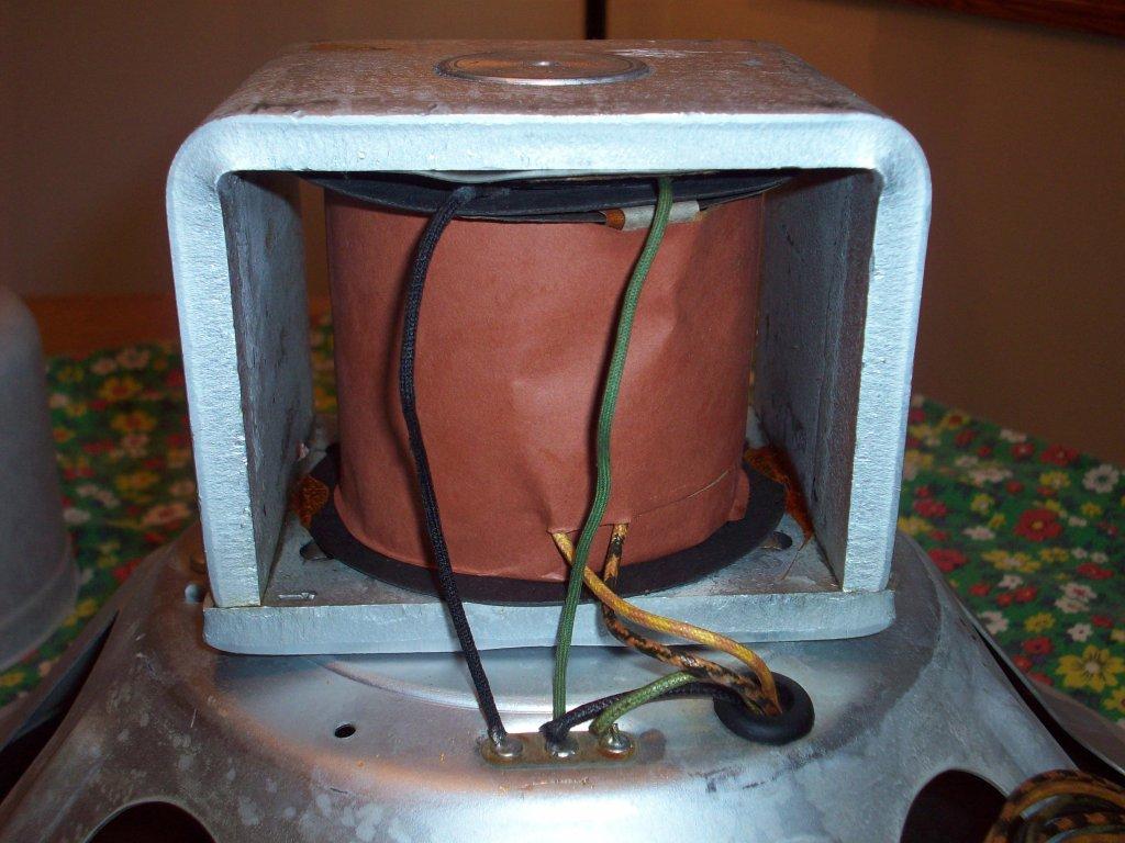 Jensen inch speakers